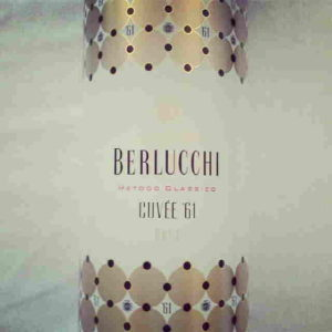 berlucchi bottle tube
